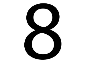 The Fate Persons Having 8 As Lucky Number