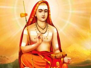 Adishankaracharya S Birth Anniversary