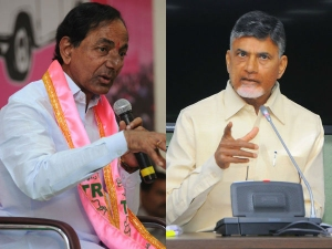 Chandrababu Used Language Against Kcr At That Time