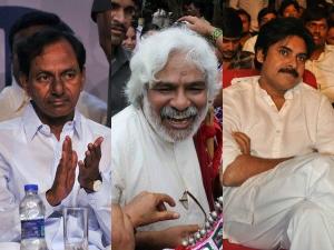 Gaddar Clear On Pawan Kalyan Lashes At Kcr