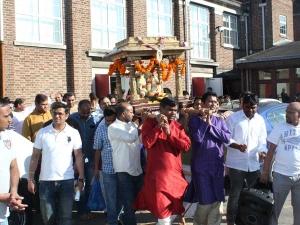Srirama Navami Celebrations London Telangana Nri Forum