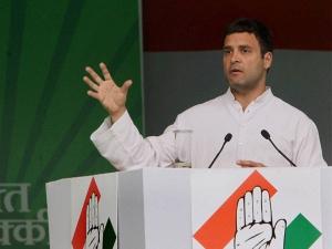 Rahul Gandhi Public Meeting May Ou