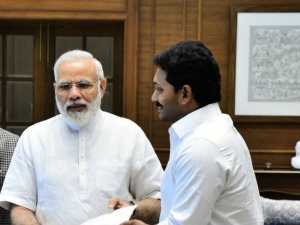 Tdp Doubts On Jagan Modi Meeting Draws Pmo S Ire