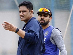 Anil Kumble Be Replaced Bcci Invites Application Team India S New Head Coach