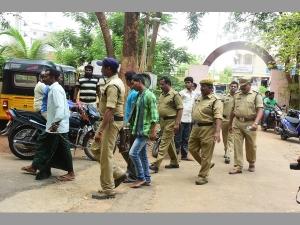 Telangana Farmers Cuffs Trigger Outrage