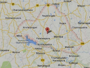 Lord Hanuman Fest Celebrated Differently Mandya District