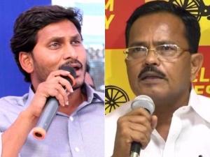 Mothkupalli Says Ys Jagan Should Distribute His Money People