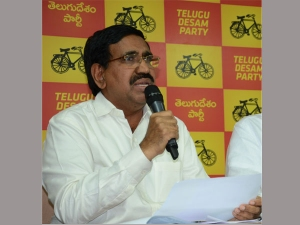 What Is The Reason Selected Amaravati Capital Minister Narayana