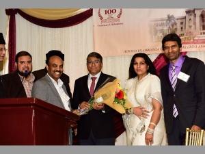 Osmania University Centenary Celebrations San Francisco