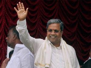 The English Kannada Movie The Karnataka Chief Minister Siddaramaiah