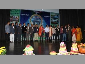 Telangana Formation Day Nris Celebrating Statehood Day Celebrations In Canada