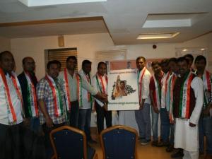 Telangana Formation Day Celebrations Held Tpcc