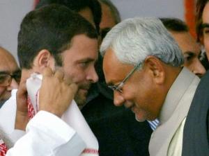 Nitish Kumar Genuine Leader Make Him Congress President