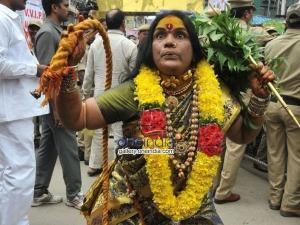 Specialities Palaram Bandi Telangana Bonalu Festival