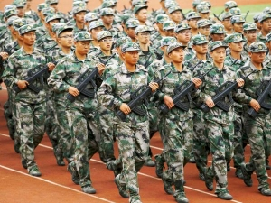 China Downsize Army Under Million Biggest Troop Cut Report
