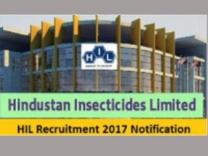 Hil Recruitment 2017 Apply 16 Various Vacancies