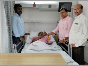 Trs Nri Cell Helped A Gulf Victim Send India