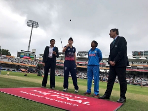 Icc Women S World Cup England Women Have Won The Toss Have Opted To Bat First