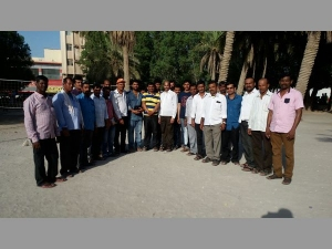 Nri Trs Cell Financial Help Gulf Victim Family