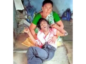 A Mother Pleads Mercy Killing Physically Handicapped Son Warangal