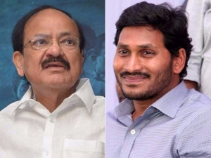 Jagan Strategy Support Venkaiah Naidu As Vice President