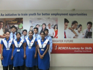 Icici Academy Skills Trained Over 7300 Underprivileged Youth
