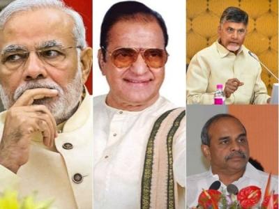 'టీడీపీవల్లే మోడీ ప్రధాని, వైయస్ చీల్చమన్నారు, ఊహించలేదు'