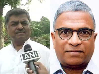 రాజ్యసభ ఎన్నికలు: హరివంశ్ వర్సెస్ హరిప్రసాద్