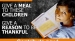 మీ చిరుసాయం ఎంతో మంది పిల్లల ఆకలిని తీరుస్తుంది, వారి మోములో చిరునవ్వులు చిందింపజేస్తుంది!